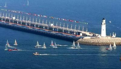 奥帆十周年丨十年千帆过,世界帆之都……