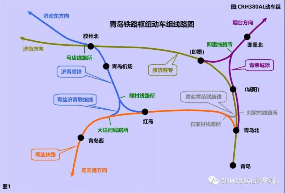 济青高铁终点到不了青岛站?为您解读事实真相……