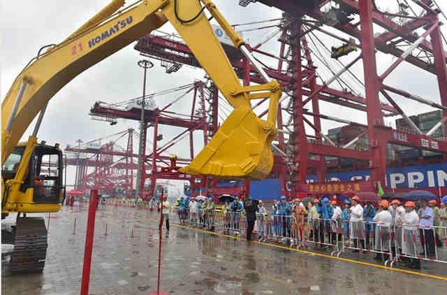 青岛港2018年技术安全大比武火热启幕