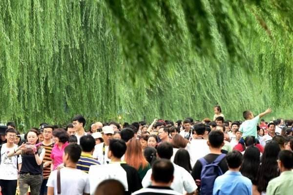 文化和旅游部:假期首日全国接待国内游客1.22亿人次