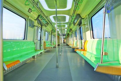 青岛地铁13号线新技术:终点提示避免坐错方向