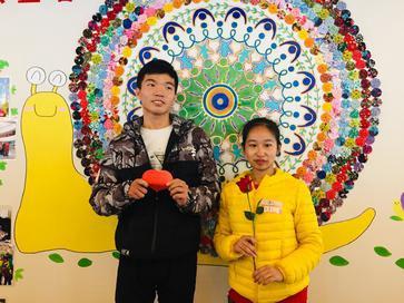 青岛举办首届海拔最高的残疾人相亲会 40名人残障人士参与