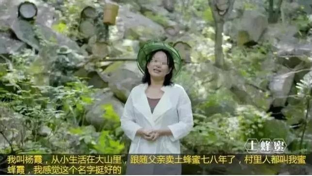 """那个叫""""杨霞""""的养蜂女在你老家火了吗?暗地里可能是…"""