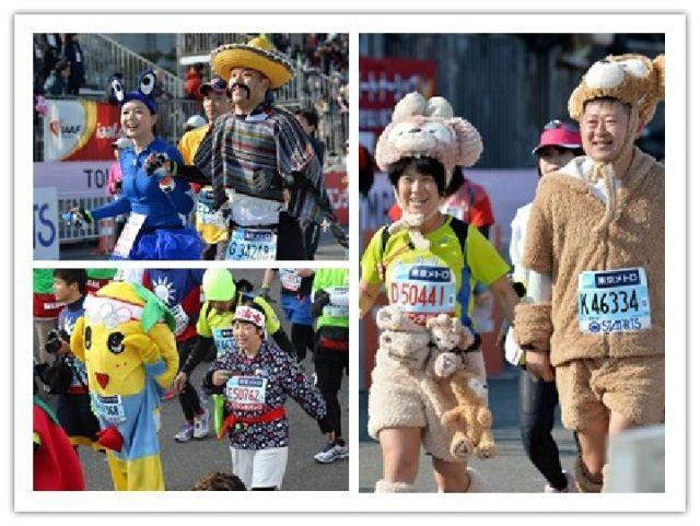 安保成本增加 东京马拉松报名费2020年起上涨50