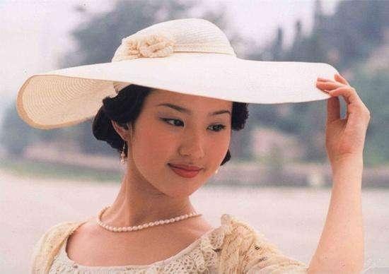 戴妃帽子三个房间装不下 刘亦菲孟子义撞帽一个高贵一个灵气