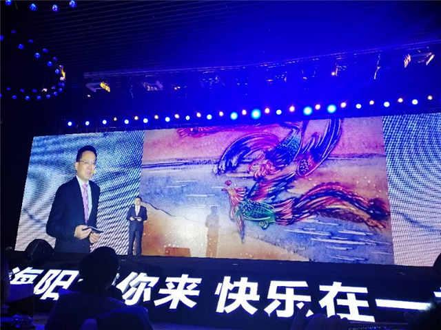 海阳城市形象推介会在青岛举行!五四广场至海阳市区,未来仅需80分钟