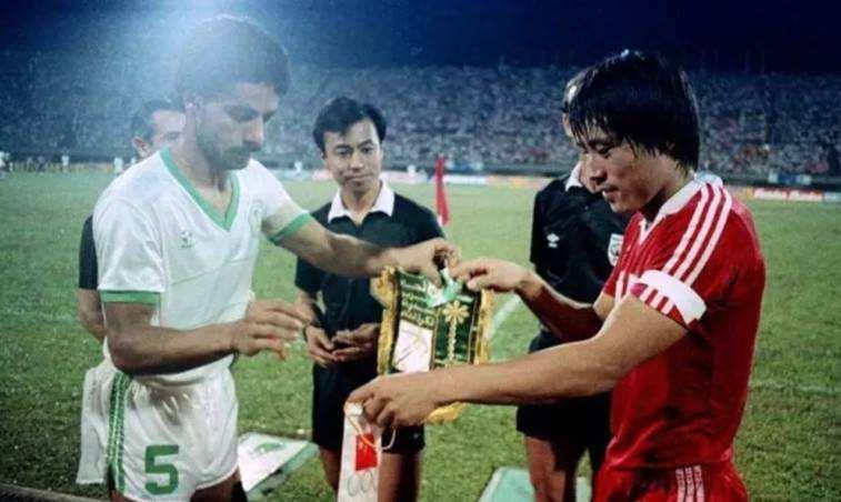回望亚洲杯:1984年,后卫贾秀全成了最佳射手