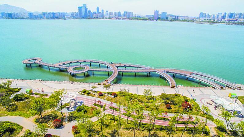 """记者 于波 李德银)    ■    新闻延伸    山东新增10处""""国家湿地公园"""