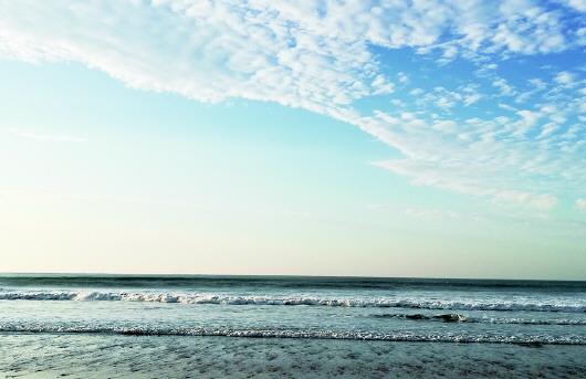 青岛西海岸新区空气质量越来越好.