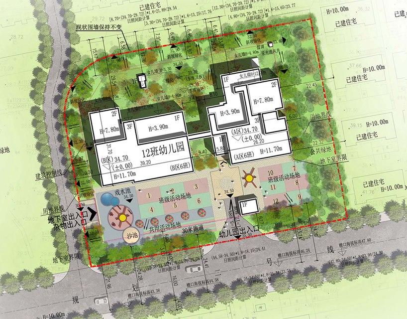 1月10日,记者了解到,青岛市规划局公布了东李花园项目批前公示,该项目
