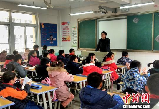 小学老师用诗写评语 家长点赞孩子受激励