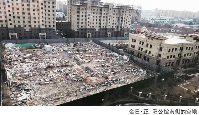 小区南侧要建高楼,金日·正阳公馆业主: 高楼建成后挡光咋办
