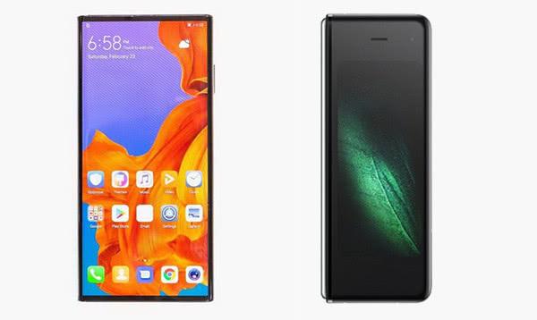 5G折叠屏手机哪家强:三星、华为等旗舰机大比