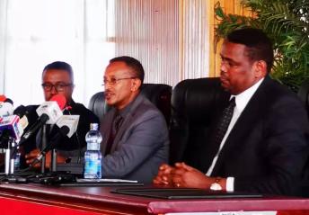 中驻埃塞大使会见外交国务部长 推进空难善后问题