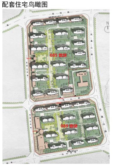 1682户!中国科学院大学(青岛)附属学校配套居住项目规划公示