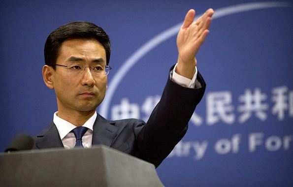 耿爽:中国外交没那么小气