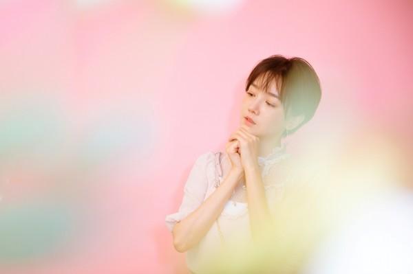陈小纭上演《青春斗》现身北京卫视发布会