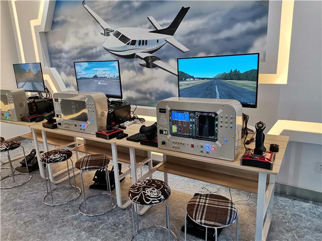 蓝天飞梦——全国青少年模拟飞行课程科技教师培训班插图