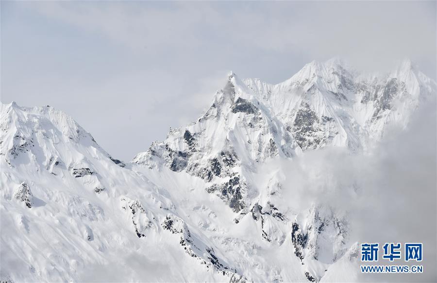 (环境)(1)波密冰川壮美迷人