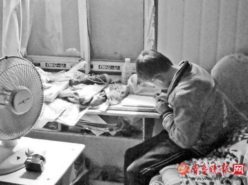 抚养弃婴11年 菏泽老人希望帮孩子找到亲生父母