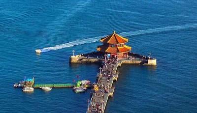 青岛景点排行榜之栈桥