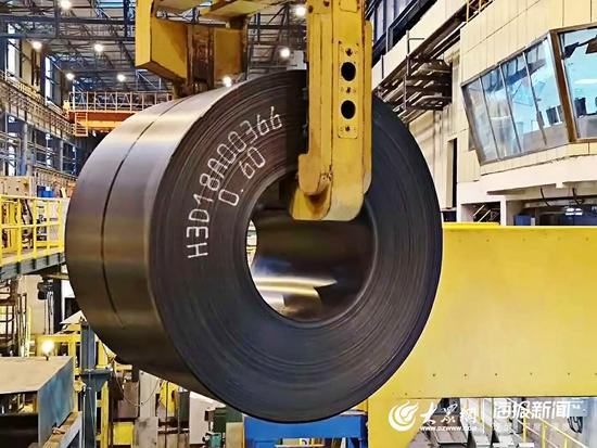 敢当山东   创新引领 日照钢铁产业培育高质量发展新动能