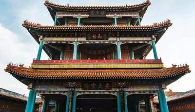 中国院子里的建筑冷知识——戏台