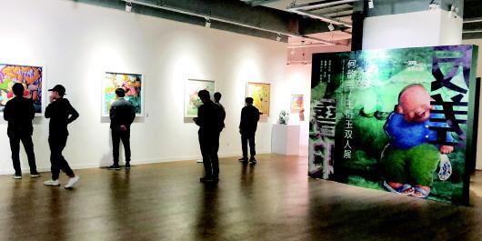 立异整合辖区文化资源 青岛崂山为艺术展馆搭建
