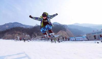 探青岛 | 北宅这家滑雪场免费票开抢了啦!赶紧滑雪撒欢儿去!