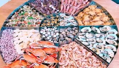 探青岛 | 青岛本地野生海鲜就在这里!感谢初味带给我们纯天然的味道!