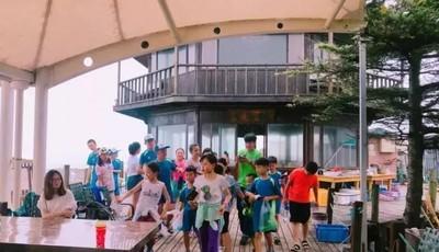 探青岛|海景房免费住!还有亲子户外拓展/烧烤/海上项目等你来!
