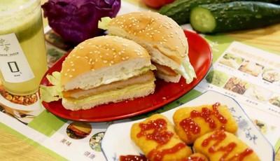 探青岛  青岛这家怎么都吃不胖的餐厅,招牌竟然是汉堡...