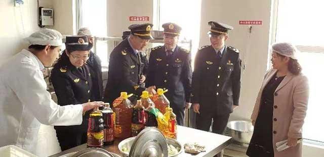 广州防狼系统上线:加强监管!青岛市场监管部门护航中高考学子饮食安全