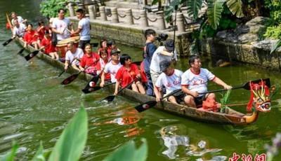 端午节降至!文旅部提醒游客:涉水活动量力而行