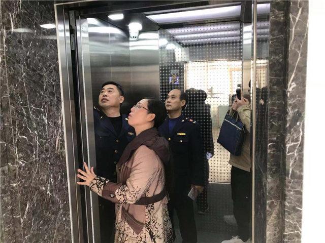 查電梯、檢索道、教常識……嶗山區一波操作保障旅游旺季安全
