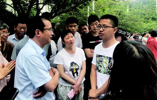 中国公民在俄遭袭:驻青高校综合评价招生开考 题目多涉及社会热点