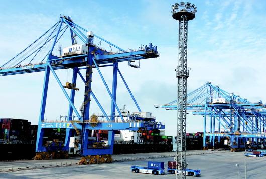 山东港口整合迈出关键一步!威海港100%股权被无偿划转青岛港集团