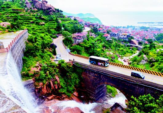 全域皆景区文明成风尚 崂山坚持文化旅游助推全域旅游发展