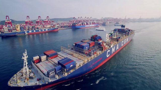 全球第17位!青岛国际航运中心排名提升两个位次
