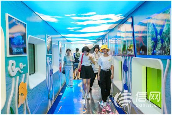 挥洒创意与活力,威海首届大学生文化旅游艺术节走进小石岛景区_成龙回应小龙女出柜