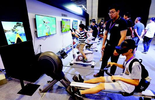黑科技+5G!2019中国国步步惊心在台湾际消费电子博览会今开幕