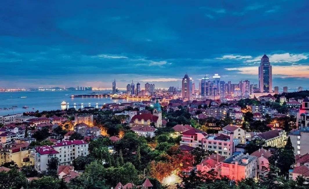 290个中国城市休闲指数排名:上海居首,青岛第六