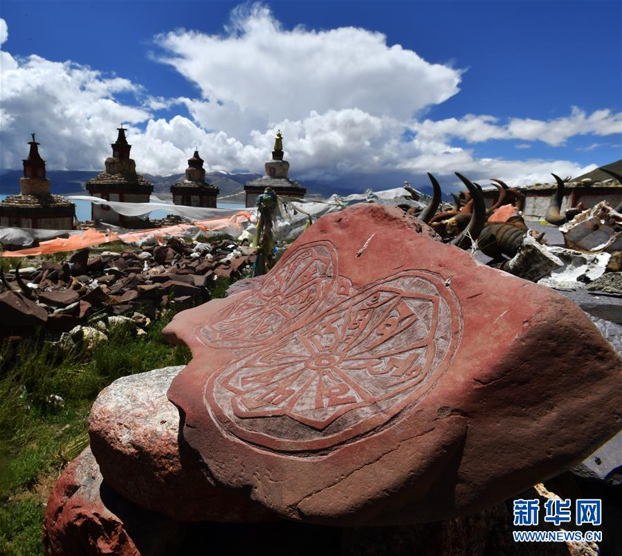 (美丽中国)(1)西藏羌塘风光美