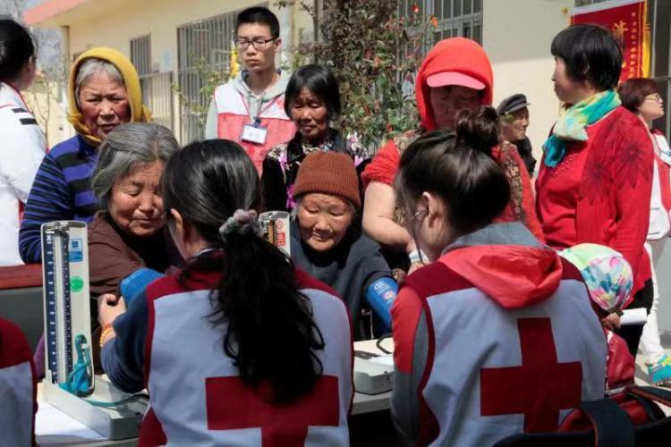 不忘初心,砥砺前行――青岛市红十字会新时代展现新作为