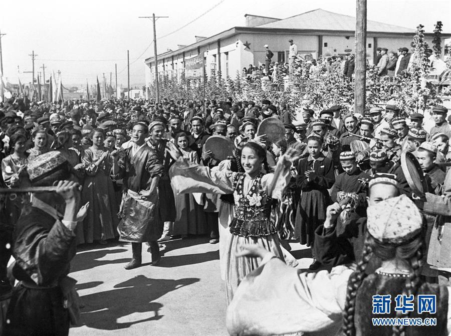 (壮丽70年·奋斗新时代——新中国峥嵘岁月)(2)中华民族大家庭