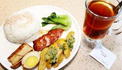 探青岛 青岛这家茶餐厅性价比超级高!所有的正宗港式味道都在这里!