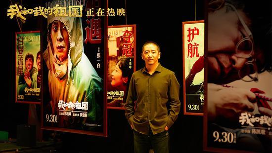 电影《我和我的祖国》插曲《回到那一天》演唱者郝云1