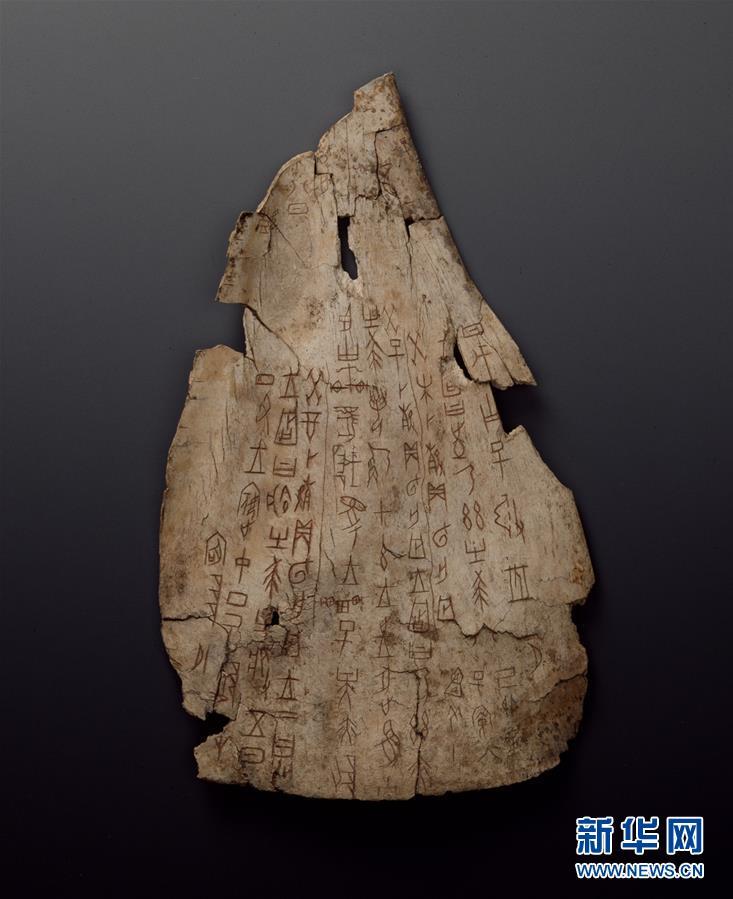 (文化)(1)国博将首次大规模展示馆藏甲骨