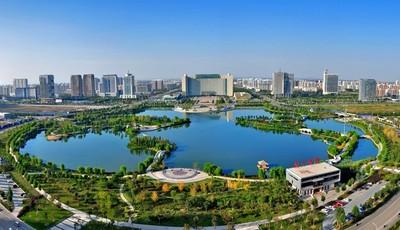 临沂名片|国家环保模范城市