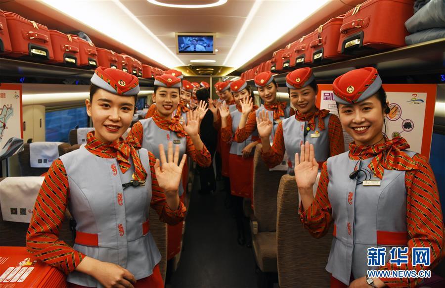 (社会)(1)高铁环行畅游齐鲁